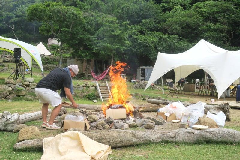 キャンプ2‐4