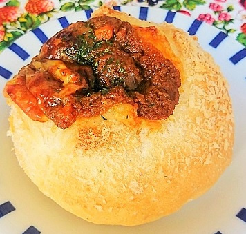 焼きカレーパン ボンマタン