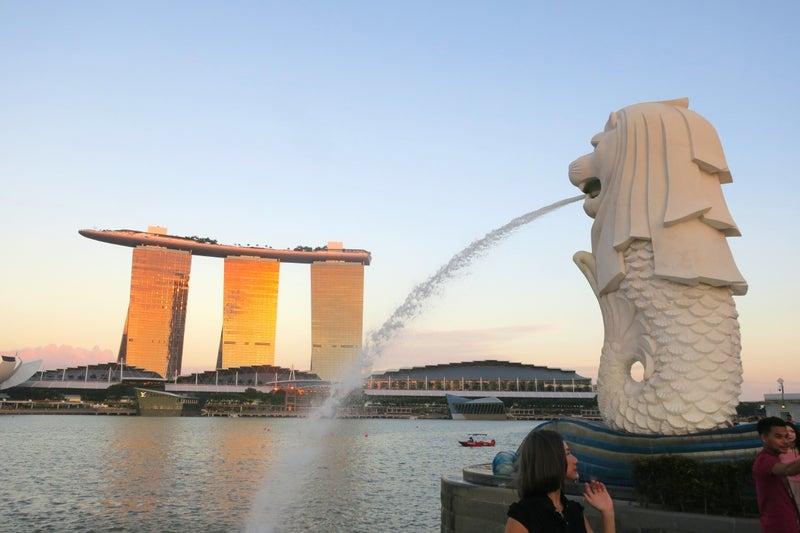 シンガポール3‐3