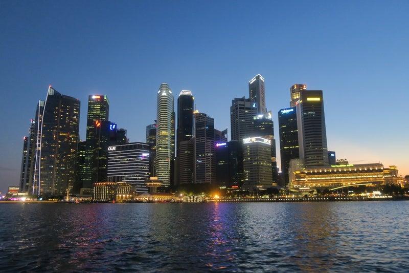 シンガポール3‐5