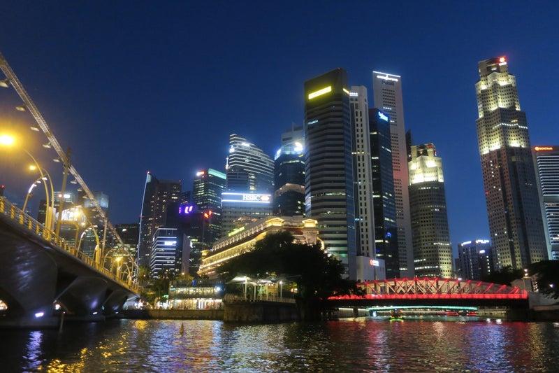 シンガポール3‐8