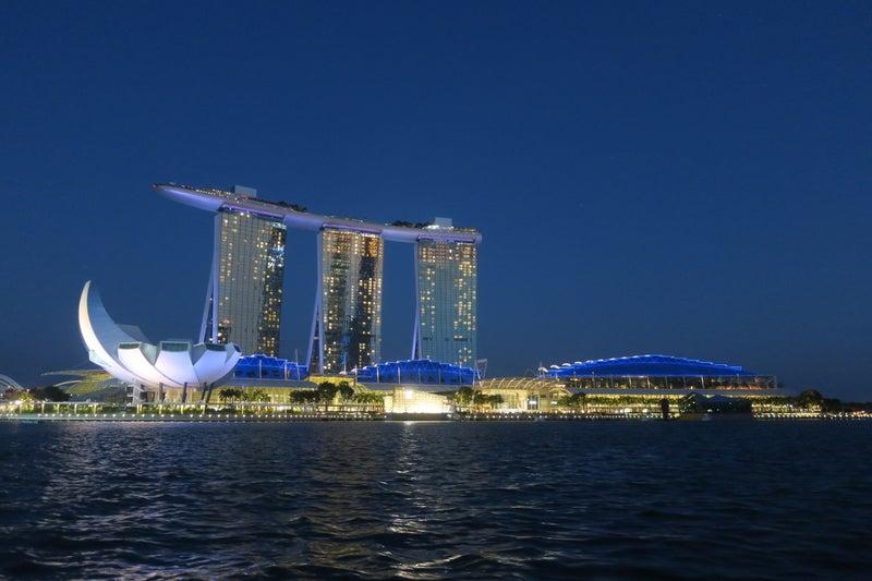シンガポール3‐6