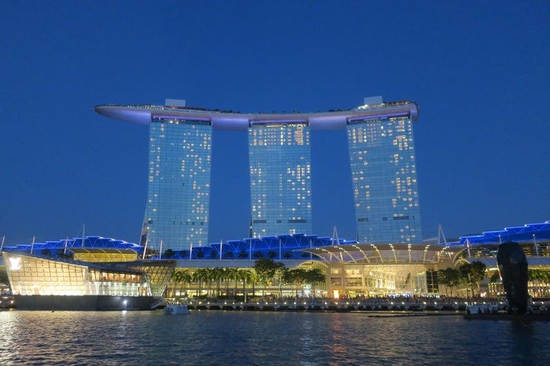 シンガポール3‐4