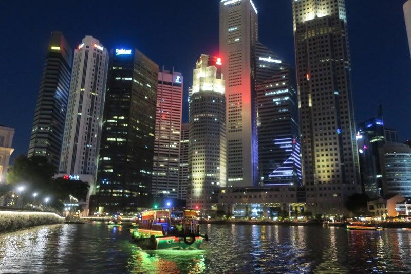 シンガポール3‐9