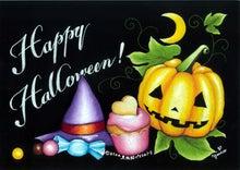 Halloween見本