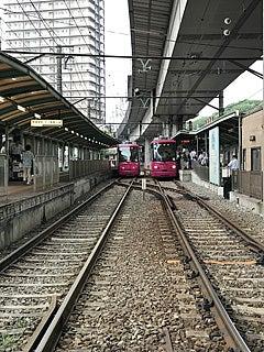 都電荒川線王子駅