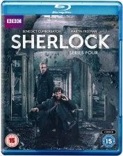 Sherlock - Season 4 [Blu-ray Region B](Import)