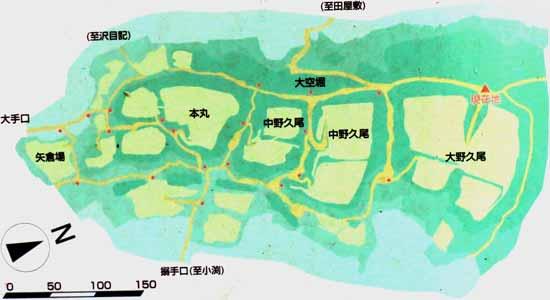 【図2】志布志城