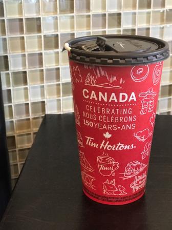 Tim Hortons 1 アイ・カナダ留学サポート