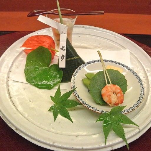 日本橋ゆかり 文月前菜盆