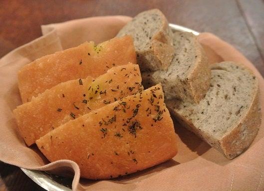 恵比寿デリツィオーゾ・イタリア パン