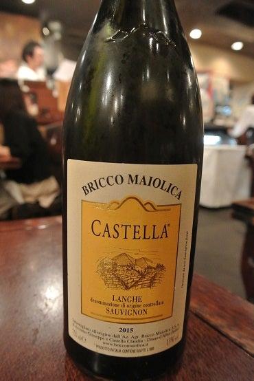 恵比寿デリツィオーゾ・イタリア ワイン