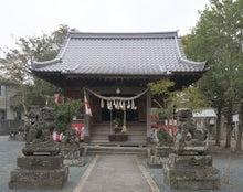 福岡県久留米市、諏訪神社