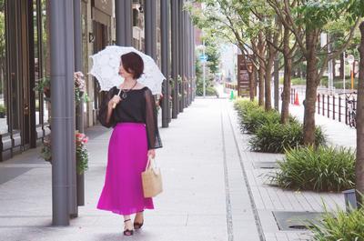 50代 ファッション