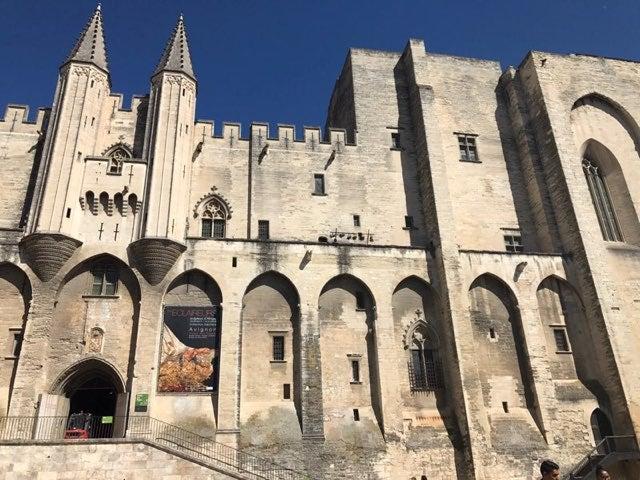 法王庁宮殿2