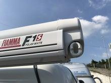 軽キャンパー ドリームミニ サイドオーニング FIAMMA