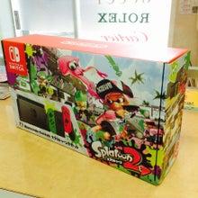 Nintendo Switch販売中