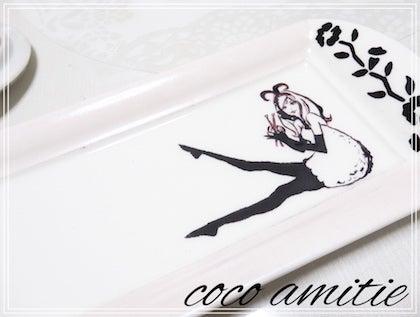 大阪 難波 ポーセラーツ ココアミティエ 作品 http://ameblo.jp/coco-amitie/ 資格 シュールデコール チャイナペインティング   資格取得