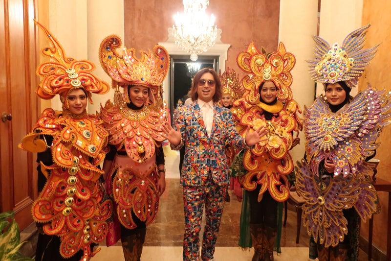 インドネシア3‐8