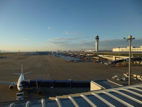 劉家7セントレア空港