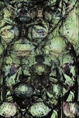 抽象的仏陀