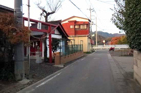 【写4】上野原城