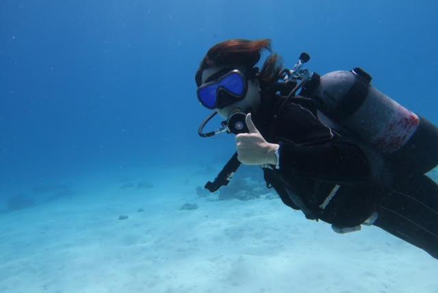 沖縄ダイビング7