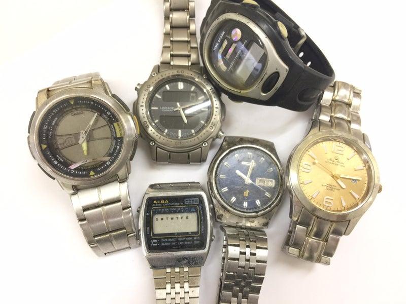 「電池切れ腕時計 買取」の画像検索結果