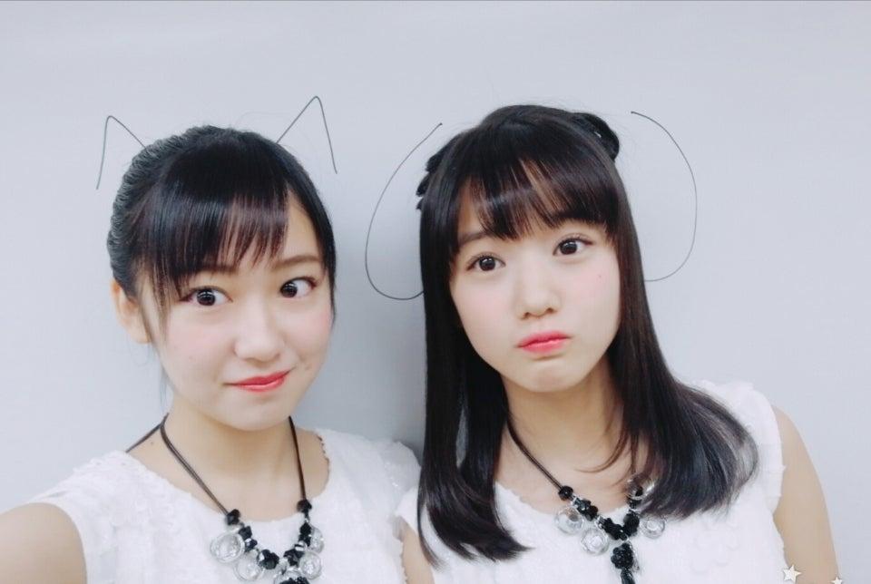【よこちぇる】野中美希ちゃんと横山玲奈ちゃんの姉妹感っていいよね ->画像>6枚
