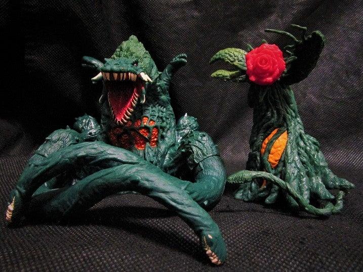 ビオランテ 花獣