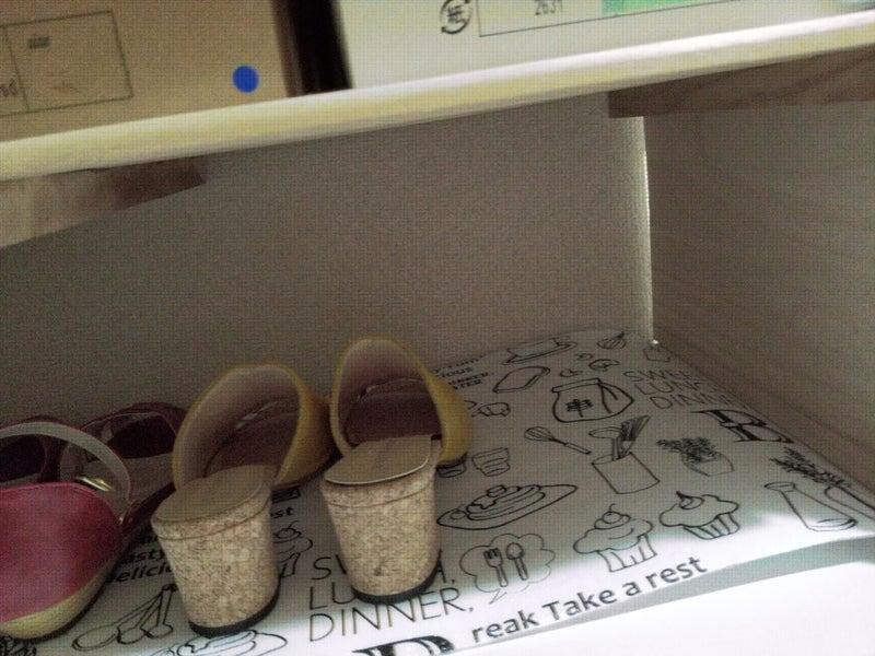 靴箱 シート おしゃれ