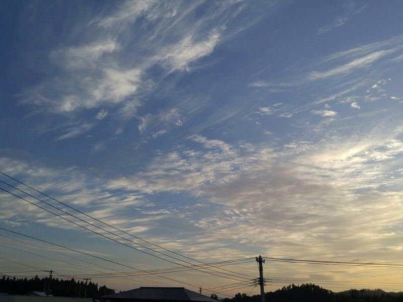 地震雲 大阪北部地震