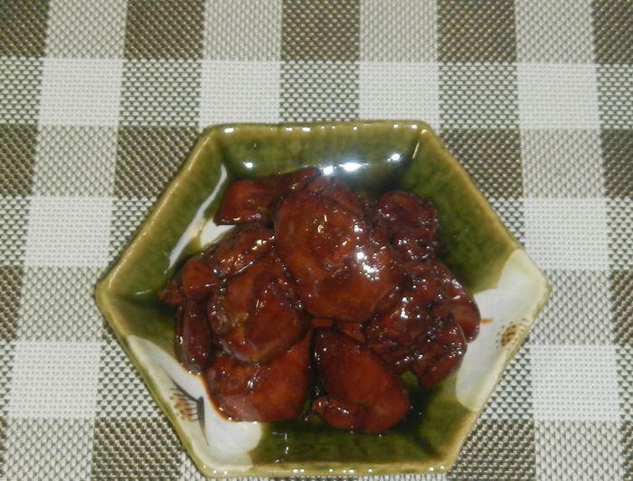 鶏レバー レシピ 人気 1位