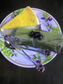 ケーキケーキケーキ♪