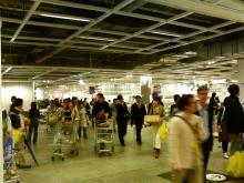 IKEA 1階小物売り場