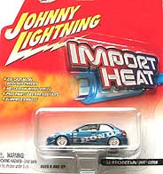 Johnny Lightning Honda CIVIC CUSTOM 02