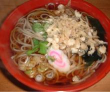 sayori  no お料理-たぬきそば