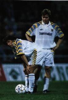 ジャンフランコ・ゾラ '98W杯予選