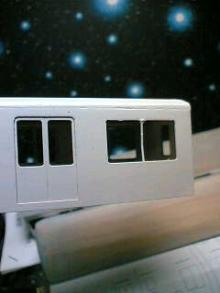 白い車体5