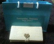 サマンサ財布