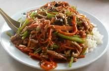 中国 魚香肉絲