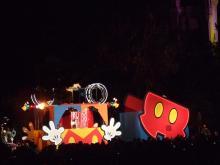 東京ディズニーカウントダウン2008 その3