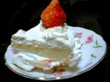 いちごケーキ小