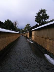 かっちゃんの日記-長町武家屋敷