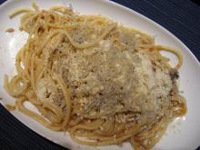 sardine spagheti