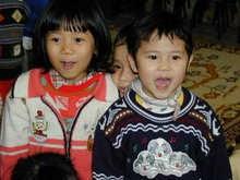 ベトナムの子ども2