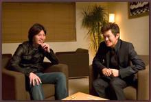 渋谷ではたらく社長の会食