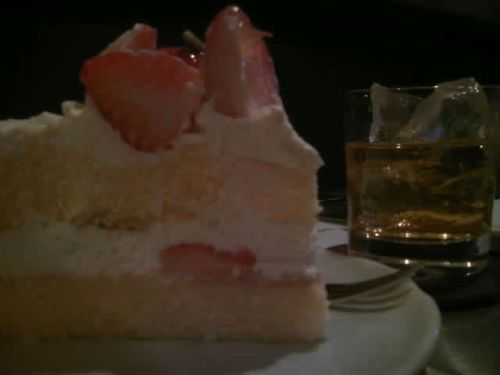 LIVE THE ROCK-cake&whiskey