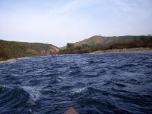 本渓 川下り