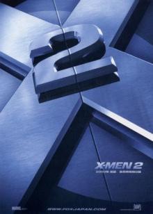 X-MEN2ちらし